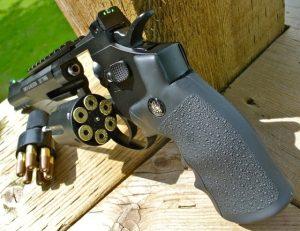 Best Pellet Pistol: Revolver