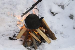 Camping checklist: can you make a fire?